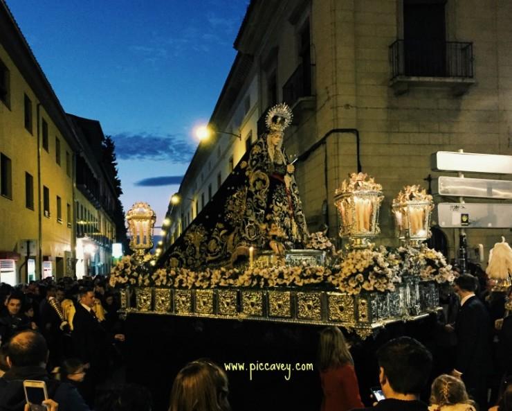 Semana Santa in Granada Spain