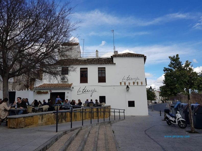 La Tinaja Cordoba Restaurants Guide Spain