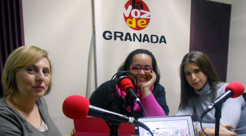 Granada Radio Interview Fluent in Spanish