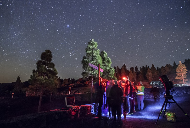 La Palma Stargazing in Spain