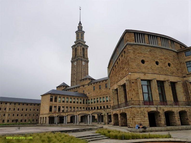 Laboral Gijon Spain