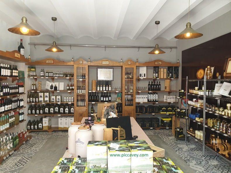 Lagar Raigones Montilla Shop