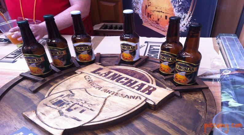Lanchar Local Granada Beer Spain