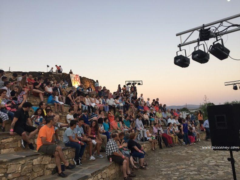 Laroles Theatre Festival ´Me Vuelves Lorca´ - Set in the Alpujarra Spain