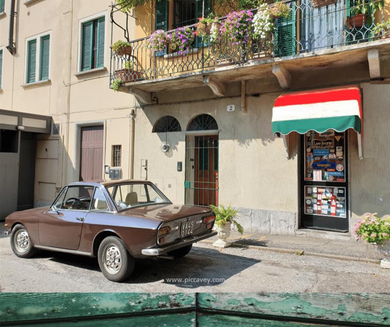 Laveno Mombello Lombardy
