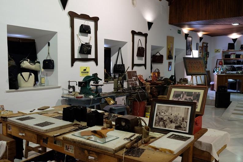 Leather Museum Ubrique Andalucia El Viaje Me Hizo a Mi