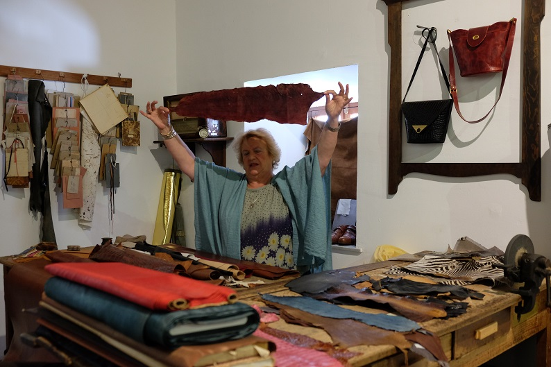 Leather Museum Ubrique Spain El Viaje Me Hizo a Mi