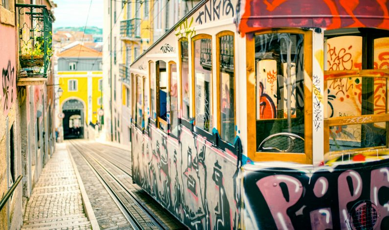 Lisbon Portugal Tram by Pixpoetry on Unsplash