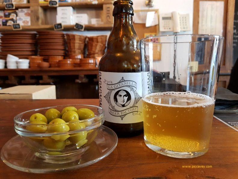 Local Craft Beer Cordoba Restaurants Spain
