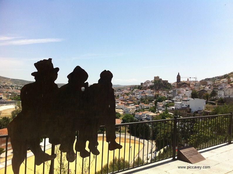 Loja Film Locations in Andalusia Granada Spain blog