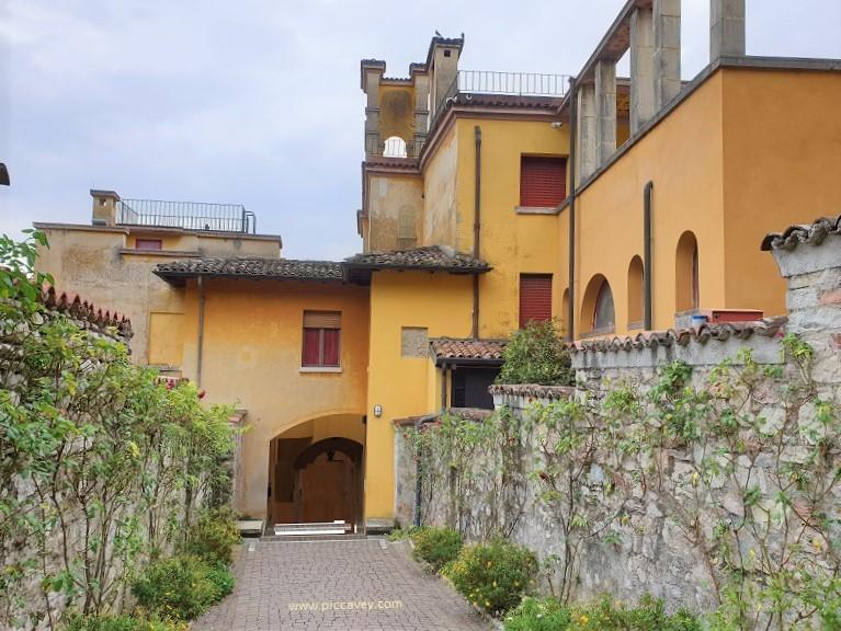 Lombardy Villa on Lake Garda