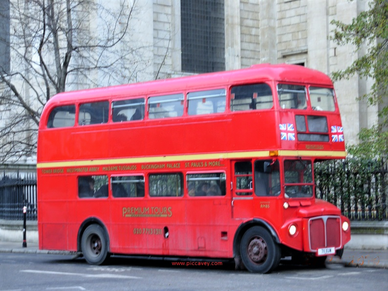 London Bus in England