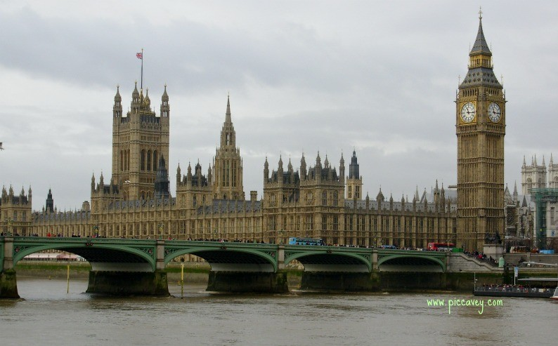 Moving to London from Spain