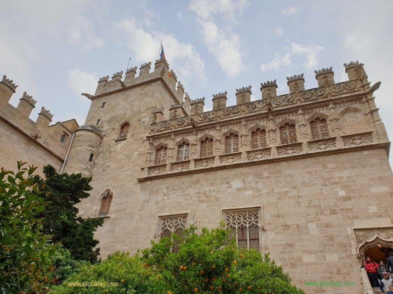 Lonja de la Seda UNESCO Valencia