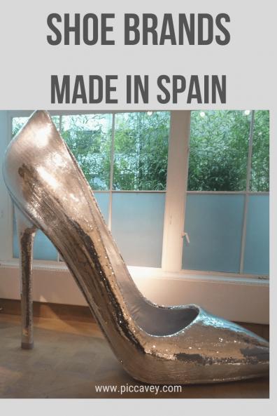 Made in Spain Shoes Footwear