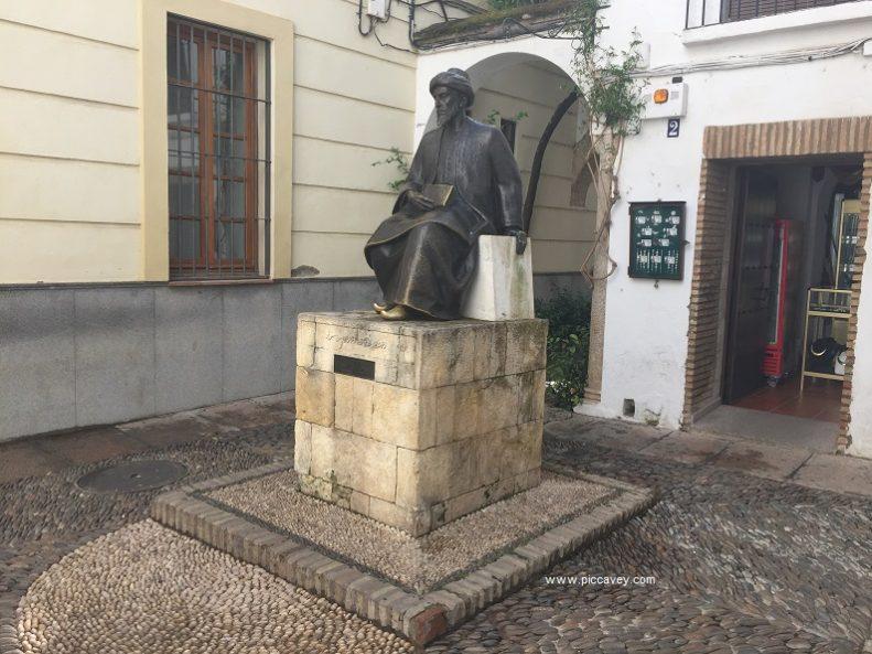 Maimonides Cordoba Spain Blog