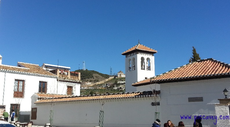 Main Mosque History of Granada Spain halal
