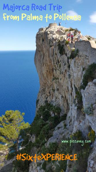 Majorca Road trip pinterest