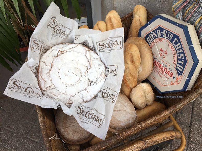 Majorca Ensaimada pastries