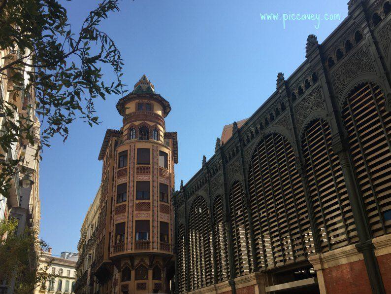 Malaga Spain Food Tour