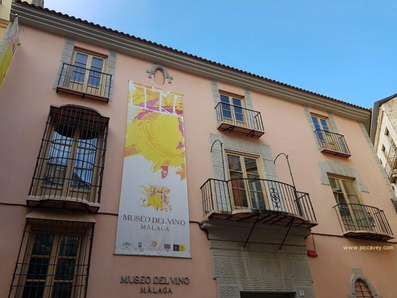Malaga Wine Museum Spain