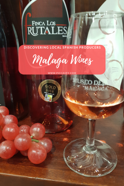 Malaga Wines Spanish Food Andalucia