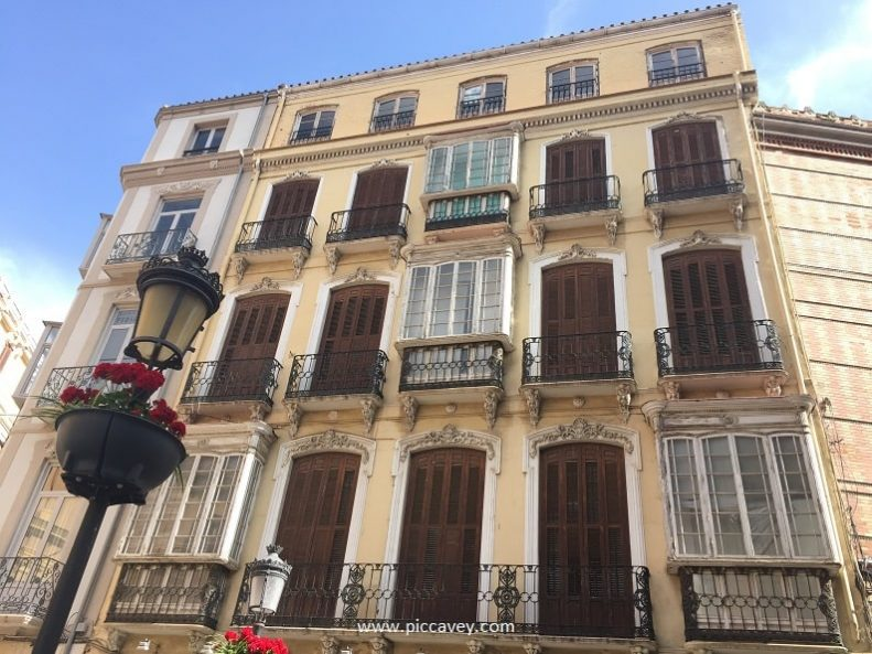 Malaga apartment in Southern Spain