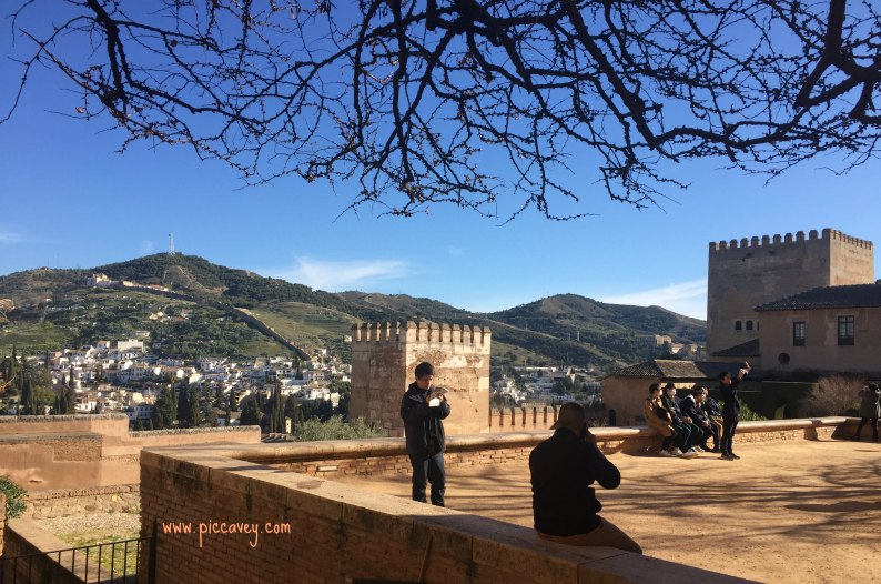 Alhambra palace tickets
