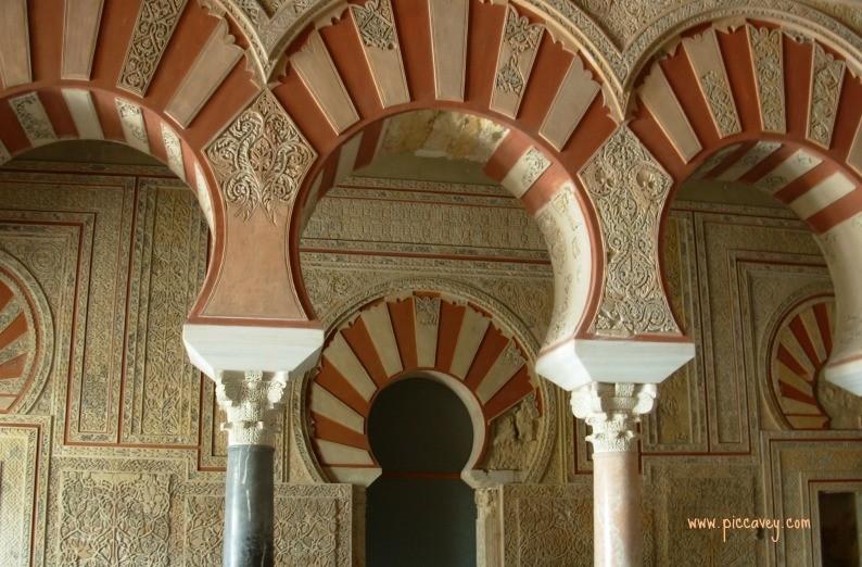 Medina Azahara mezquita