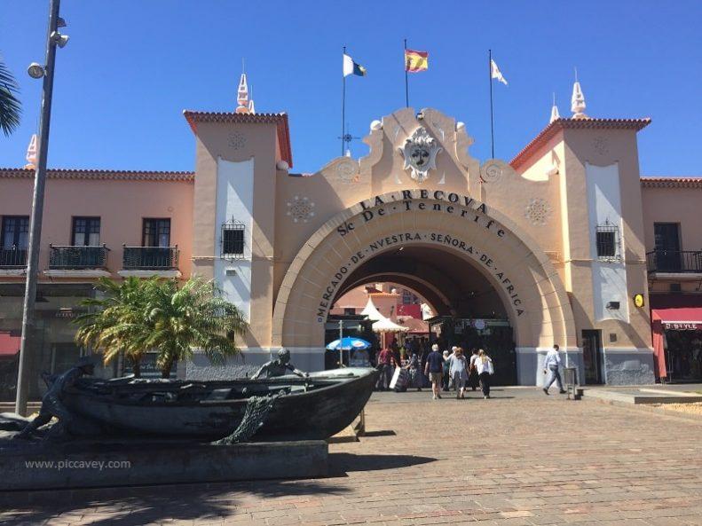 Mercado Santa Cruz Canary Islands
