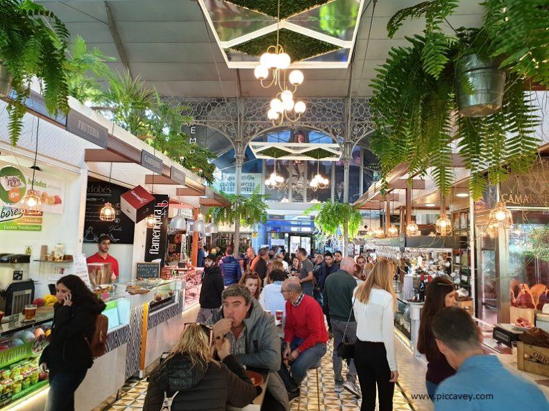 Mercado Victoria Cordoba Food Spain