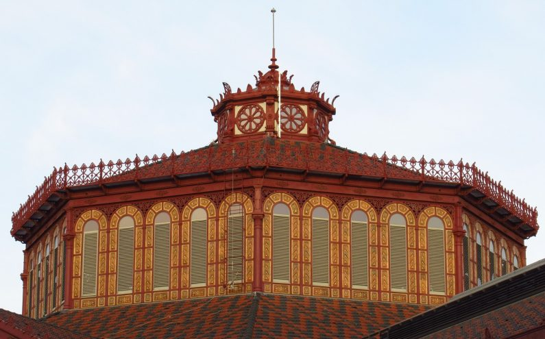 Mercat de Sant Antoni Barcelona Spain Coolest Neighbourhoods