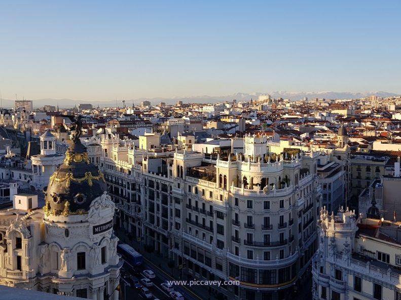 Metropolis Madrid Circulo Bellas Artes