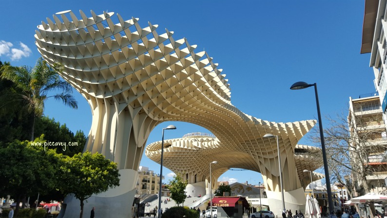 Metrosol Parasol Sevilla