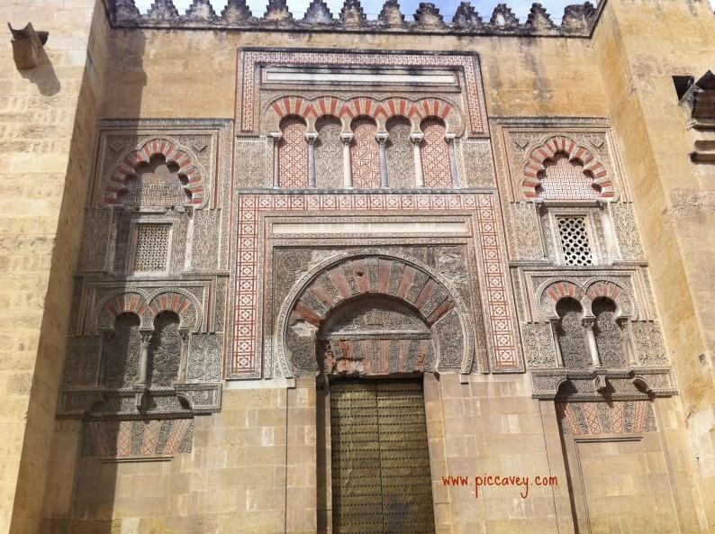 Mezquita Cordoba, Spain