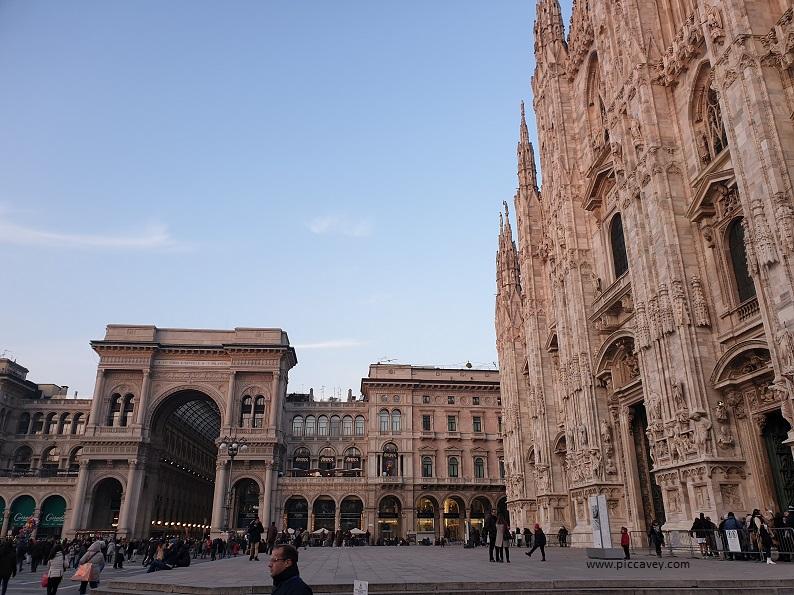 Milan Things to Do Piazza del Duomo