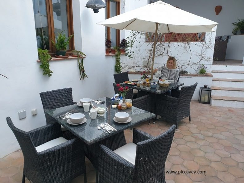Millers Frigiliana accommodation Spain