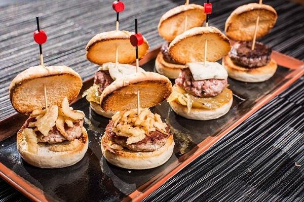 Sibarius Gourmet burger Granada Spain