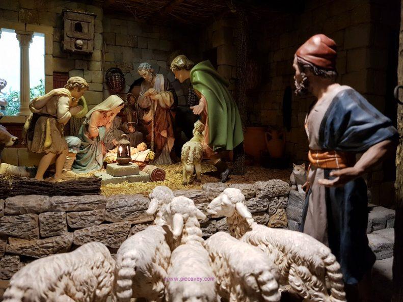 Mollina Museum Belen Nativity Scene