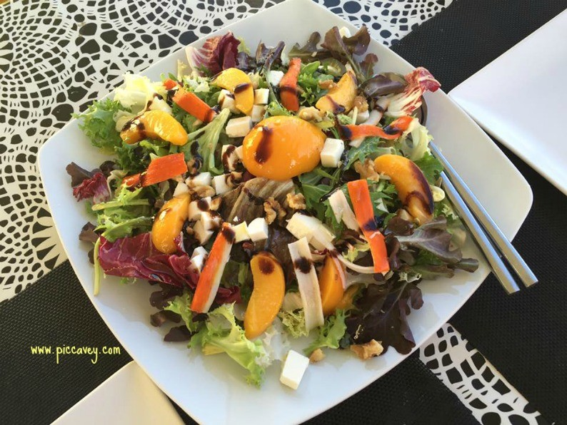 Montesinos Laroles Salad