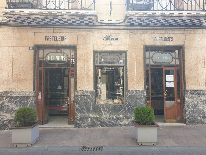 Montilla Cordoba Cake Shop