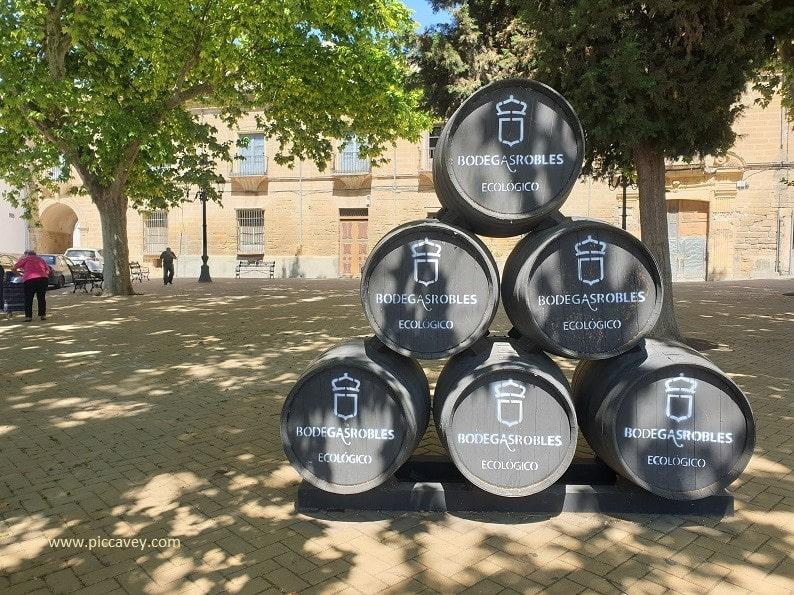 Montilla Cordoba Wine Region Spain