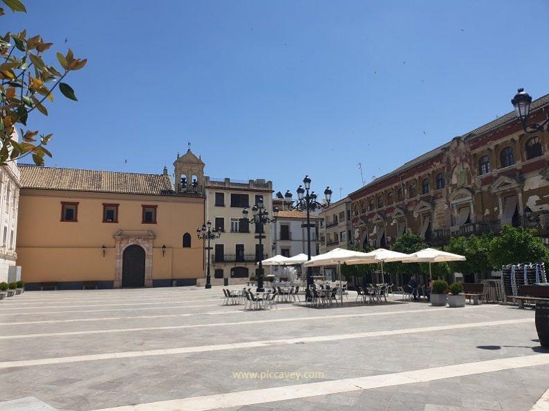 Montilla Old Town