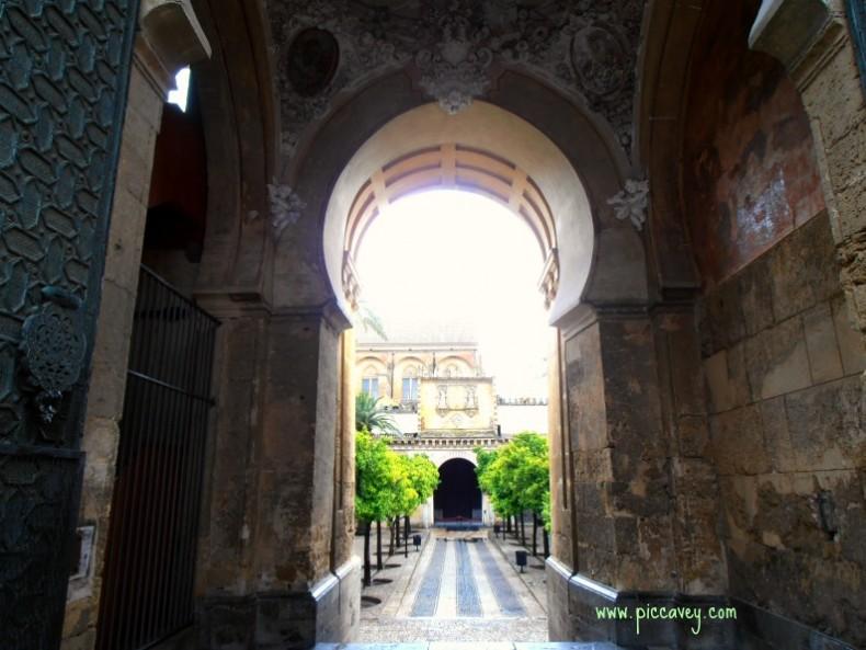 UNESCO sites in Andalucia Cordoba