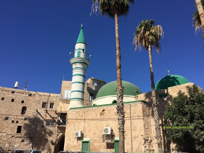Mosque in Acre