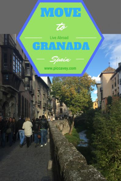 Move to Granada Spain