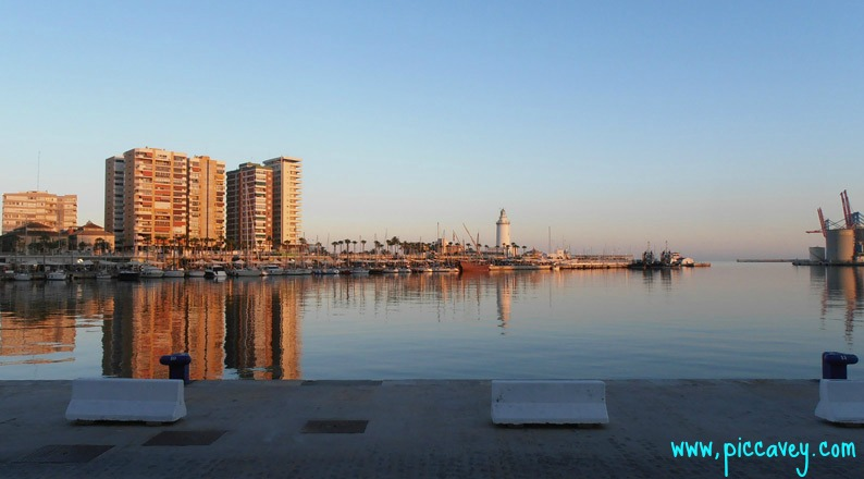Muelle Uno must see Malaga