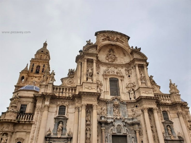 Murcia Cathedral Spain