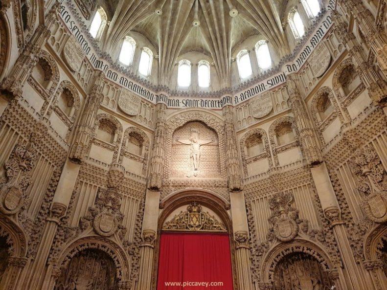 Murcia Cathedral interior