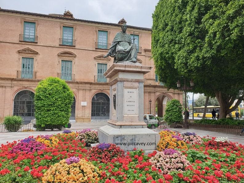 Murcia City Spain